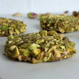Pistachio Cookies (GF)