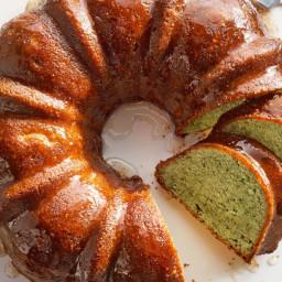 Pistachio-Lemon Bundt Cake