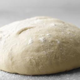 Pizza Dough (Thin Crust)