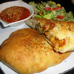 Pizza Loaf Stromboli