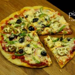 pizza recipe   veg pizza recipe   tawa pizza recipe