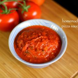 pizza sauce recipe   homemade pizza sauce recipe