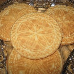 Pizzelles From Angelett