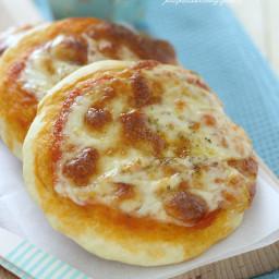 Pizzette veloci al Kamut [senza lievitazione]