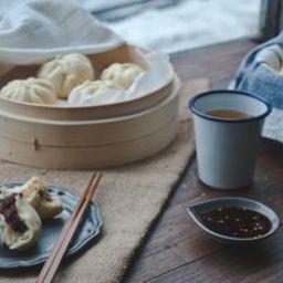 Plain Steamed Buns (Mantou)