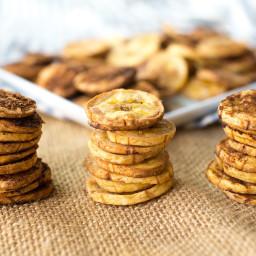 Plantain Chips Three Ways