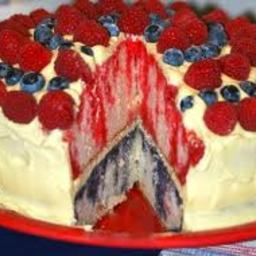 Poke Jello Cake