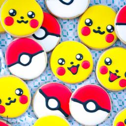 Pokémon Go Cookies