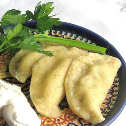 Polish Dumplings Made With Gluten-Free Flour
