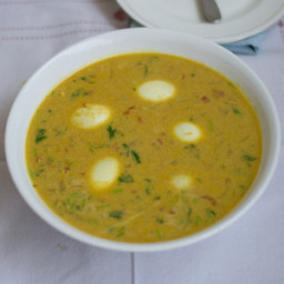 Pondicherry Egg Curry - Muthaiy curry