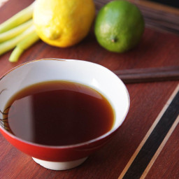 Ponzu Sauce (Japanese Citrus Dipping Sauce) Recipe