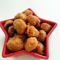 Popcorn Mushrooms (Paleo AIP, Vegan)
