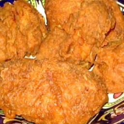 Popeyes Bonafide Spicy Chicken (Copycat)