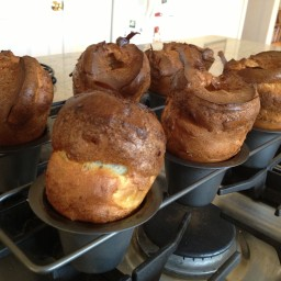 Popovers (Yorkshire Pudding)