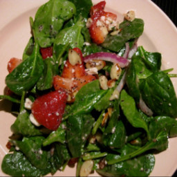 Poppysead salad