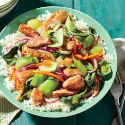 Pork and Bok Choy Stir-Fry Recipe