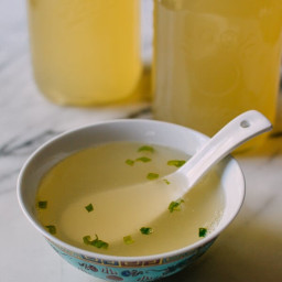 Pork and Chicken Stock
