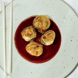 Pork-and-Chive Dumplings