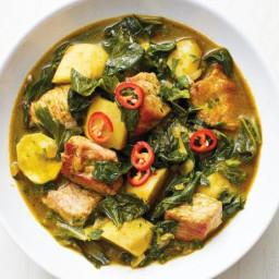 Pork and Collards Stew