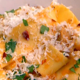 Pork and Pappardelle Pasta