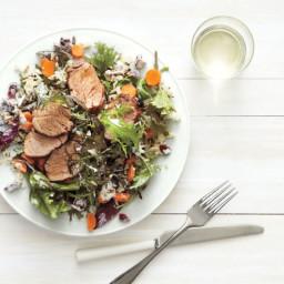 Pork and Wild Rice Salad