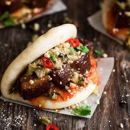 Pork Belly Mantou