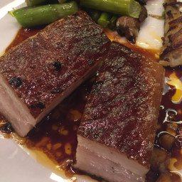Pork Belly Sous Vide