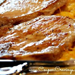 Pork Chop and Hashbrown Casserole Recipe