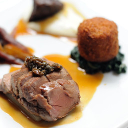 Pork Fillet Recipe, Braised Cheeks & Pork Belly