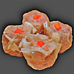 Pork Shu-Mai (The Health-Centered Formulation)