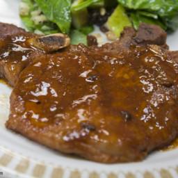 Pork - Spanish Pork Casserole