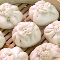 Pork Steamed Buns