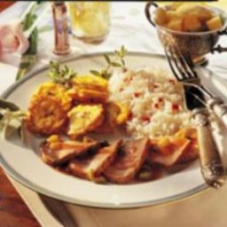 Pork Tenderloin en Cazuela