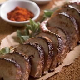 Pork Tenderloin with Cocoa Spice Rub
