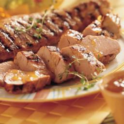 Pork Tenderloin with Rosemary & Thyme
