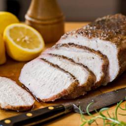 Pork With Allspice Dry Rub