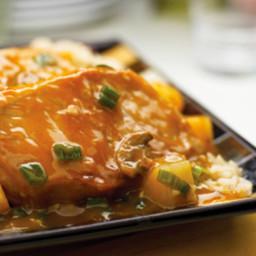 Pork Chops Teriyaki