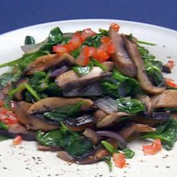 Portobello Mushroom Salad