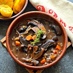 Portobello Pot Roast