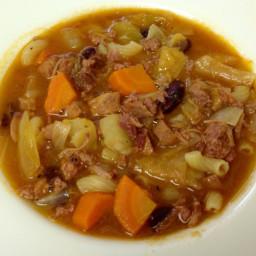Portuguese Bean Soup