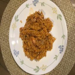 Portuguese Chicken & Rice