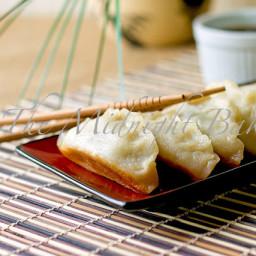 Pot Stickers (Dim Sum or Chinese Dumplings)