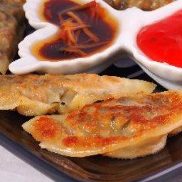 Pot Stickers or Steamed Dumplings