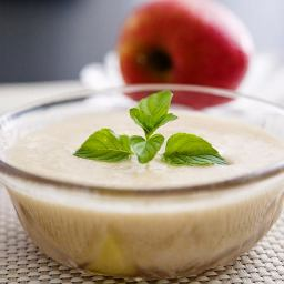 Potato and Apple Soup