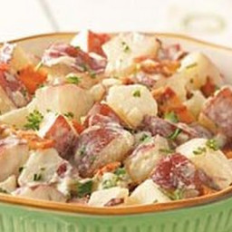 Potato and Bacon Potato Salad