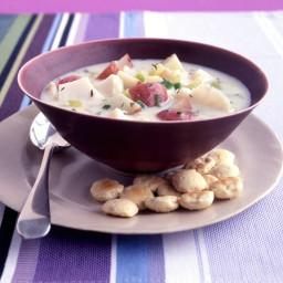 Potato-Fish Chowder