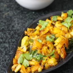 Potato Fry Recipe or Aloo Fry