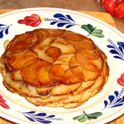 Potato Galette with Sage
