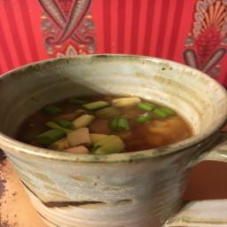 Potato Onion Soup
