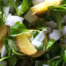 Salad - Erdäpfel Vogerl